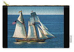 Pride Of Baltimore Carry-all Pouch