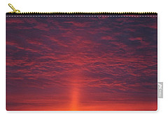 Pride Of The Prairie Sunset Carry-all Pouch