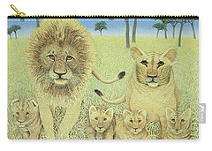 Pride Carry-all Pouch by Pat Scott