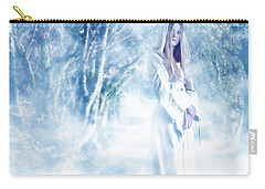 Priestess Carry-all Pouch by John Edwards