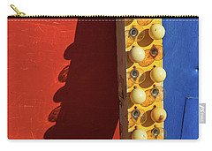Carry-all Pouch featuring the photograph Primarily 2 by Skip Hunt