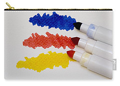 Primary Colors Carry-all Pouch