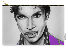 Prince In Purple Carry-all Pouch