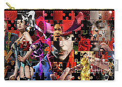 Prince Puzzle Of Missing Pieces 1 Carry-all Pouch