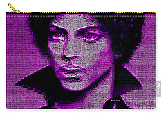 Prince - Tribute In Purple Carry-all Pouch