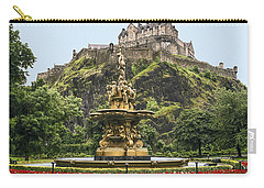 Princes Street Gardens Carry-all Pouch