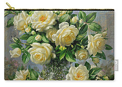 Cut Flowers Carry-All Pouches