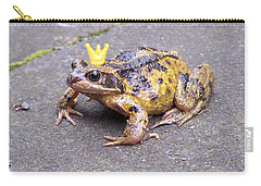 Princess Frog Carry-all Pouch