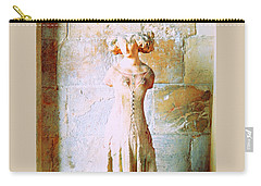 Princess In The Shadow Of Antiquity Carry-all Pouch