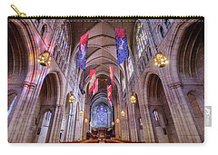 The Chapel At Princeton Aisle Carry-all Pouch