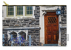 Carry-all Pouch featuring the photograph Princeton University Patton Hall No 9 by Susan Candelario