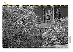 Carry-all Pouch featuring the photograph Princeton University Buyers Hall by Susan Candelario