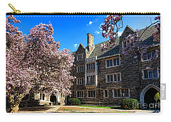 Princeton University Pyne Hall Courtyard Carry-all Pouch