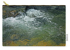 Carry-all Pouch featuring the photograph Pristine by Lynda Lehmann