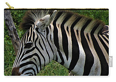 Profile Zebra Carry-all Pouch