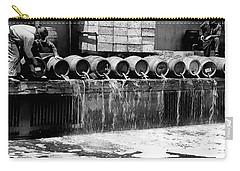 Prohibition Keg Dump Carry-all Pouch by Daniel Hagerman