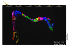 Projected Body Paint 2094947a Carry-all Pouch