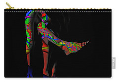 Projected Body Paint 2094973a Carry-all Pouch