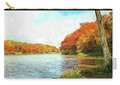 Promise Of Autumn Carry-all Pouch