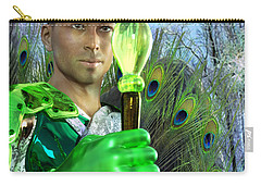 Promise Of Easter 2 Carry-all Pouch by Suzanne Silvir