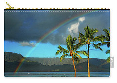 Carry-all Pouch featuring the photograph Promise Of Hope by Lynn Bauer