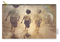 Phases Of The Journey--the Promise Of The Rainbow Carry-all Pouch