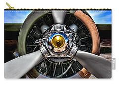 Propeller Art   Carry-all Pouch