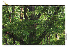 Carry-all Pouch featuring the photograph Protecting The Children by Skip Willits