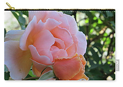 Protective Rose Carry-all Pouch