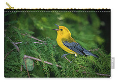 Prothonatory Warbler 9809 Carry-all Pouch