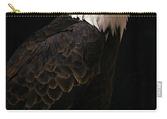 Carry-all Pouch featuring the photograph Proud by Douglas Stucky