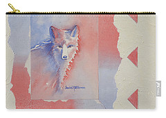 Proud Fox Carry-all Pouch
