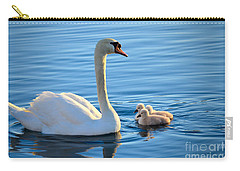 Proud Mother Carry-all Pouch by Deb Halloran