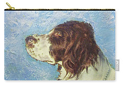 Proud Spaniel Carry-all Pouch