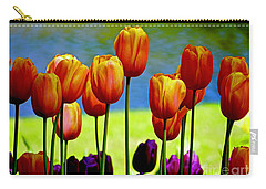 Proud Tulips Carry-all Pouch