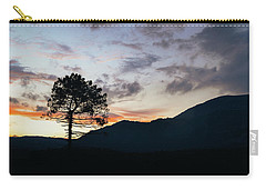 Provence, France Sunset Carry-all Pouch