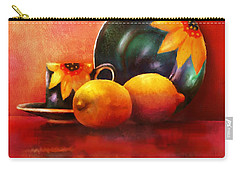 Provence Reflections Carry-all Pouch