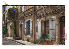 Provence Street Scene Carry-all Pouch