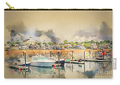 Provincetown Harbor Cape Cod Carry-all Pouch