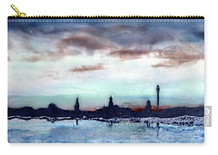Provincetown Skyline 1 Carry-all Pouch