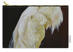 Carry-all Pouch featuring the painting Prudence by Phyllis Beiser
