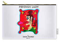 Prvdish Lady Carry-all Pouch