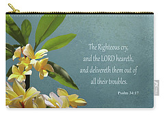 Psalms 01 Carry-all Pouch