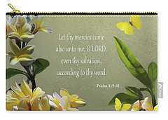 Psalms 02 Carry-all Pouch