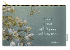 Psalms 03 Carry-all Pouch