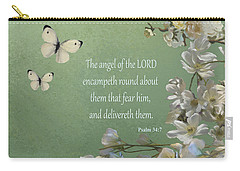 Psalms 04 Carry-all Pouch