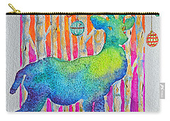 Psychedeer Carry-all Pouch