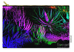 Psychedelia Carry-all Pouch by Kathy McClure
