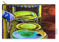 Psychedelic Drums Carry-all Pouch