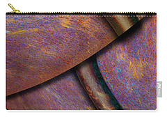 Psychedelic Pi Carry-all Pouch by Paul Wear
